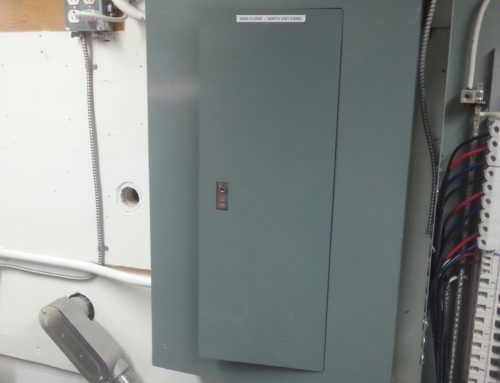 Commercial Electrical Panels installed by Panel Upgrade Experts