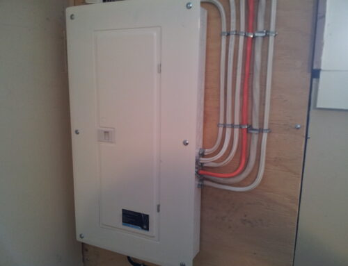 60 amp Fuse Box Upgrade to 100 amp Electrical Panel