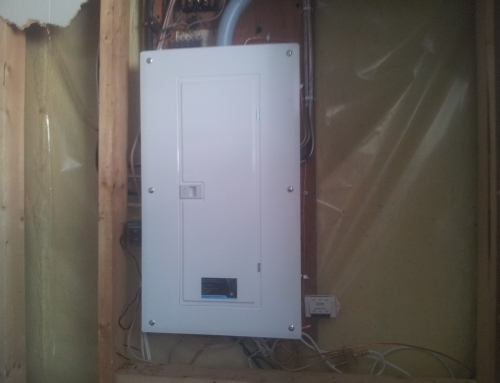 100 amp Electrical Panel and Service Upgrade