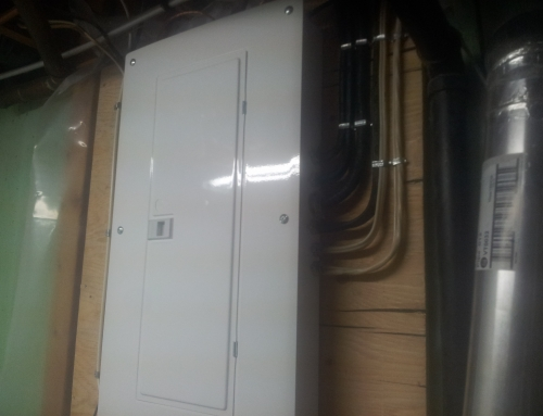 100 amp Electrical Panel Upgrade