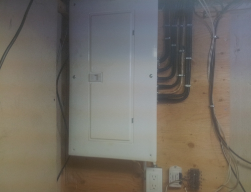 Replacement 100 amp Electrical Panel