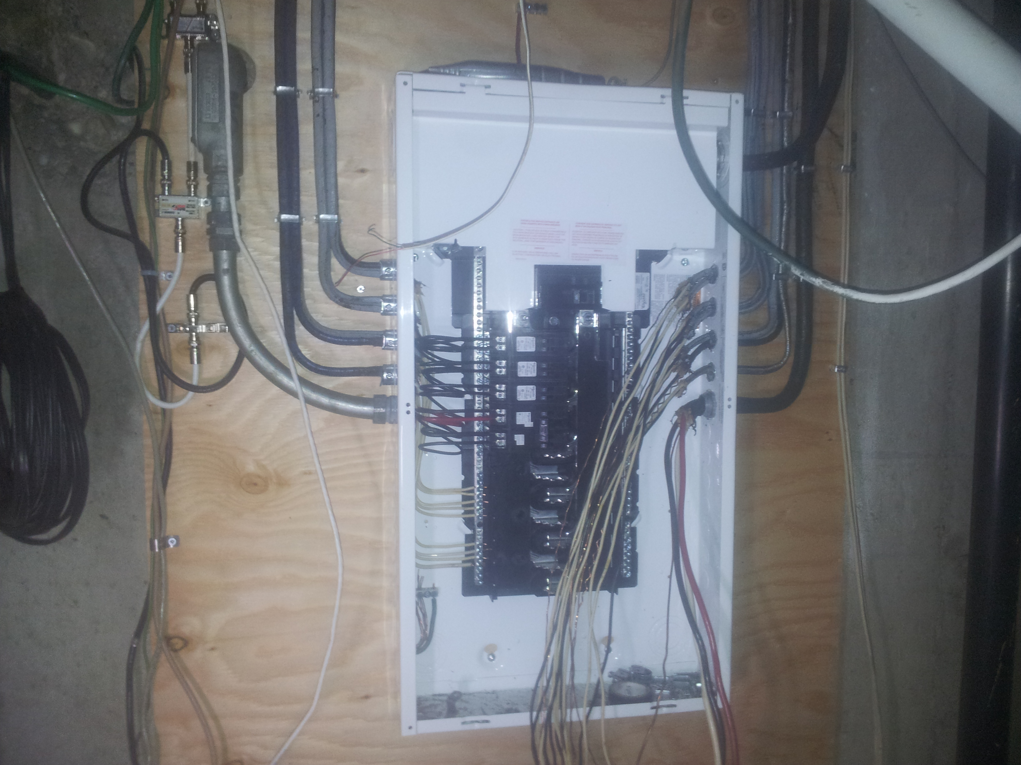 100 Amp Panel Replacement Step By Upgrade Experts Wiring Board