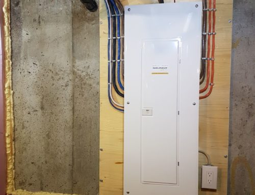 How Electric Panel Works?