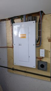Double 100 amp Panel and Service Upgrade 4